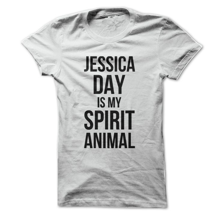 Identifyingë_your spirit animal is essential to a life well lived. And if you've accepted the lovely Jessica Dayë_as your spirit animal, you are amongst some of the most privileged people on the plane