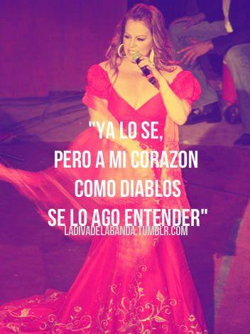 Jenni Rivera - Ya Lo Se