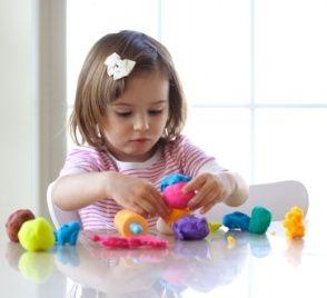 Самодельный пластилин для детей. 2 способа.. Обсуждение на LiveInternet - Российский Сервис Онлайн-Дневников