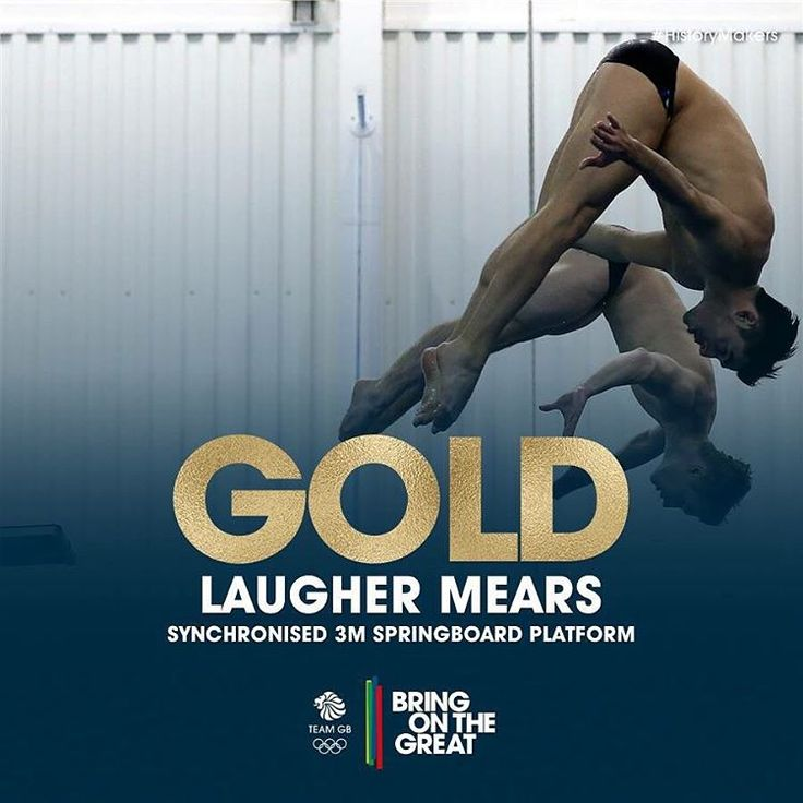 #GOLD! Stunning, stunning diving from Jack Laugher and Chris Mears to win Team…