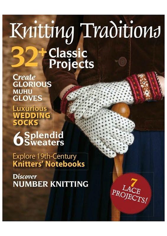 Knitting Traditions 2012 Fall