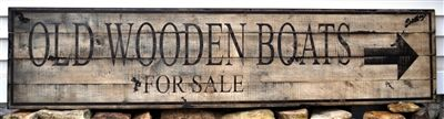 Old Wooden Boats For Sale