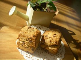 「ホシノ丹沢でチョコチップスコーン」ファンナイ | お菓子・パンのレシピや作り方【corecle*コレクル】