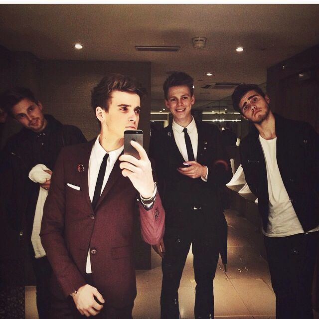 Marcus Butler, Joe Sugg, Caspar Lee & Alfie Deyes // edit by @berniund