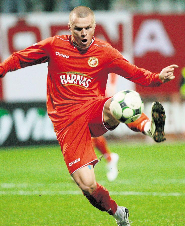 W poprzednim meczu z Flotą gola strzelił Darvydas Sernas