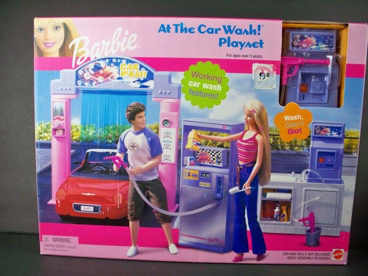 Mattel Car Wash