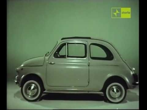 Fiat 500. I want to rebuild one. One of these days.
