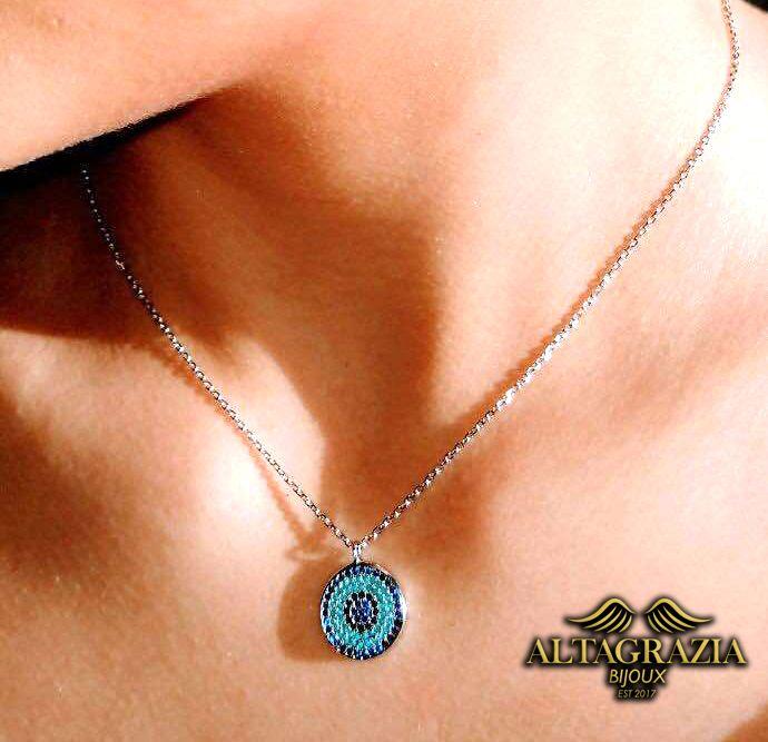 💎Guarda lo bueno en Tu Corazón 💙 #heart #altagrazia #collares #joyeriafina #women  REF de compra: Dia  Contactanos: https://altagrazia.mercadoshops.com.co Movil: +57 311 3010765
