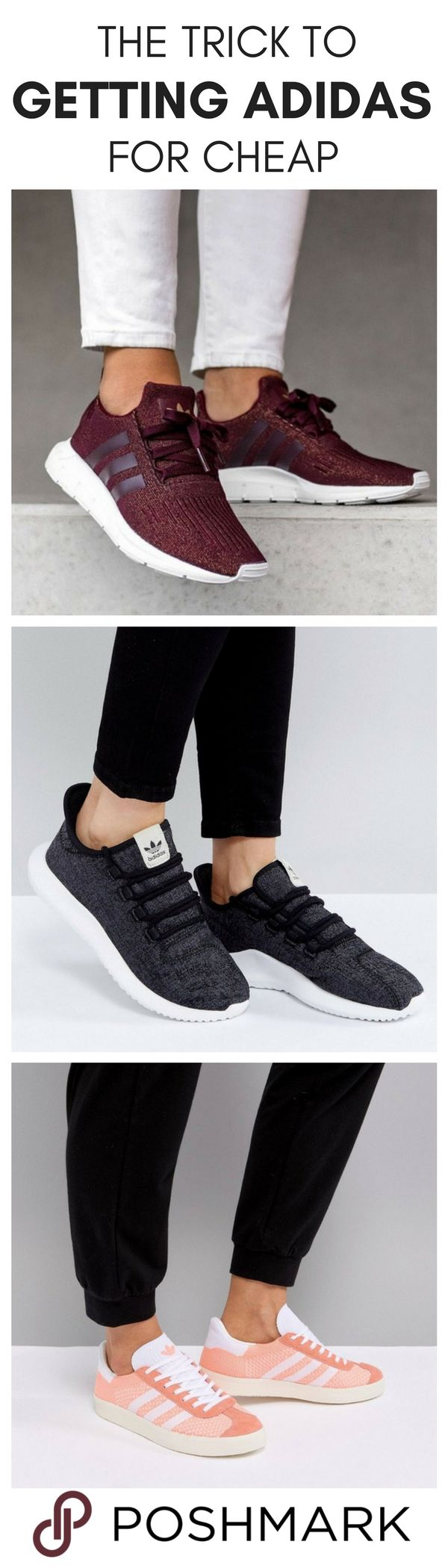 Shop, Sell, Style. Be on trend while still staying on budget! Download Poshmark and FIND DEALS up to 80% off Adidas & more!