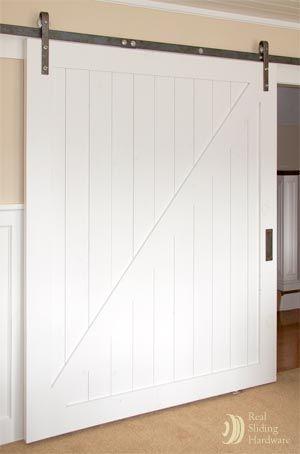 Large room divider barn door j3829 rumpus room pinterest for Barn door room divider