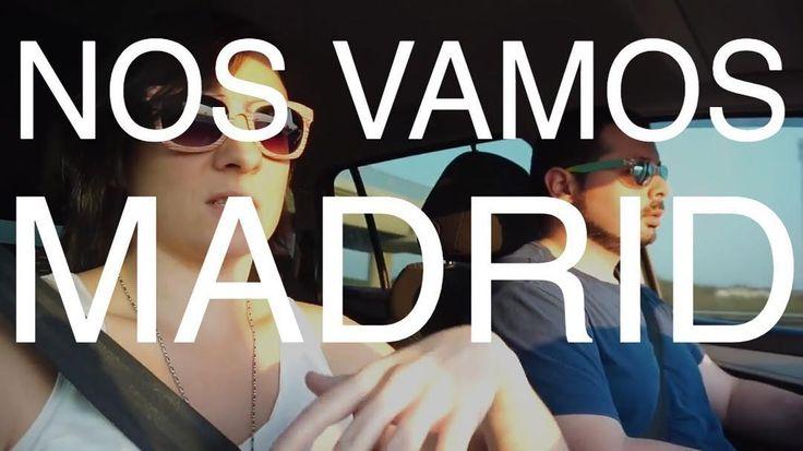 NUEVO VÍDEO!! Comenzamos nuestro viaje a Madrid... comiendo una Pantera Rosa Link en la bio  #vlog #viaje #Madrid #video #youtube #youtubers #carretera #behappy #bekatterox
