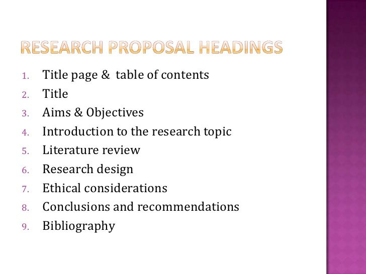 Best 25+ Research Proposal Ideas On Pinterest | Thesis Writing