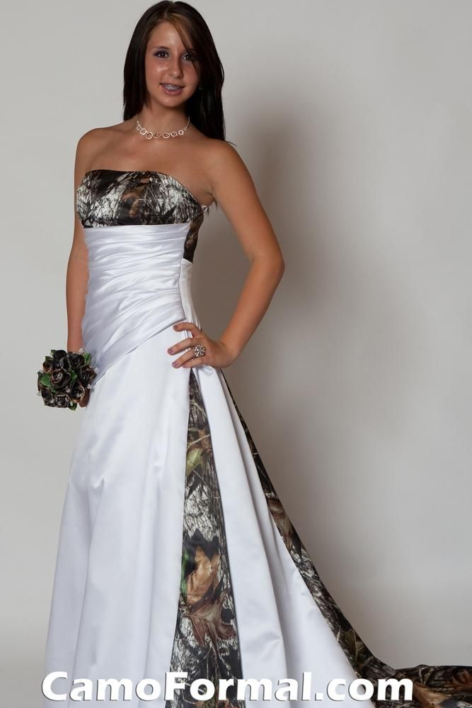 B3f96f9c42172239441bfb582dd0dd93 Camo Wedding Dresses Gowns Jpg
