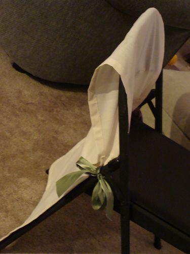 diy folding chair covers