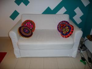 sofa cama plazas hagalund de ikea muebles