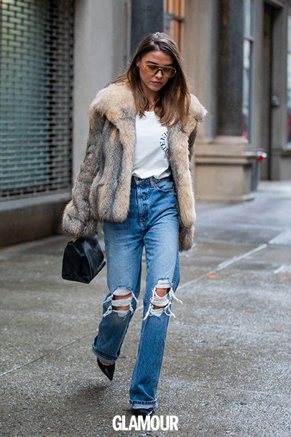 Jeans Trends 2020 Diese Denim Hosen Sind Jetzt Angesagt In 2020 Jeans Trend Kleidung Fur Kleine Frauen Modestil