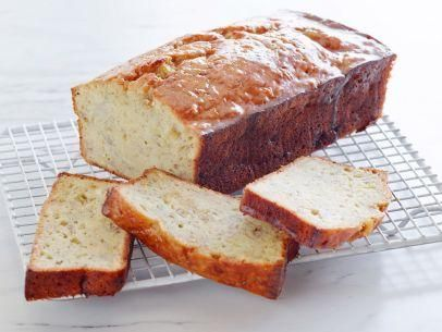 """Bananas Foster Bread (When the Flavors Come Marching In) - Damaris Phillips, """"Southern At Heart"""" on the Food Network."""