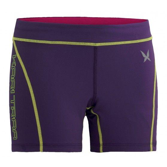 De Svalestjert Shorts dames #hardloopbroek van @karitraa is gemaakt van elastisch en sneldrogend materiaal. Ideaal om lekker te trainen op een warme dag.