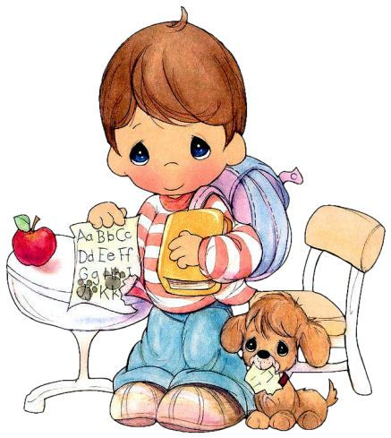 precious moments images clipart | Motivos , ideias e cia: Precious moments