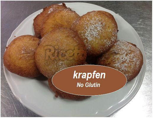 Krapfen senza glutine - facile prelibatezza eventualmente da farcire  http://tormenti.altervista.org/krapfen-senza-glutine-da-farcire/