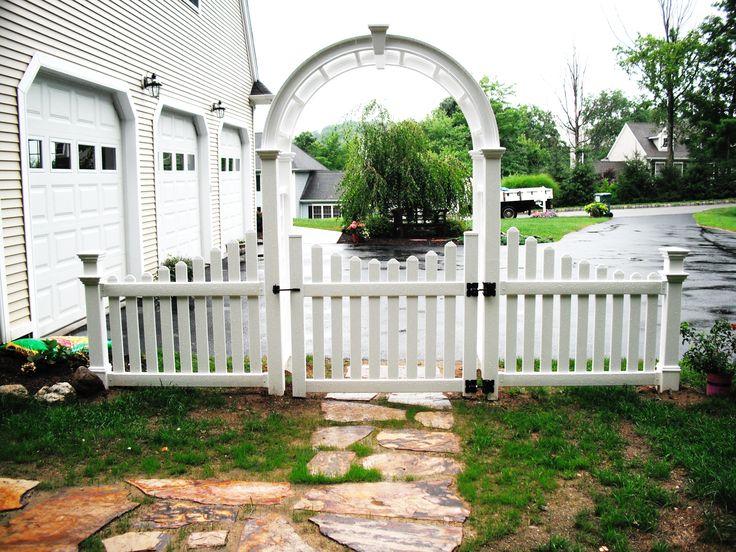 42 Best White Picket Fences Images On Pinterest White