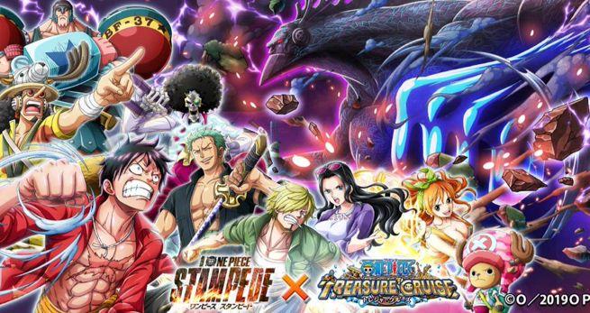 One Piece Treasure Cruise Stampede Anime Wallpaper Anime One Piece One piece stampede desktop wallpaper