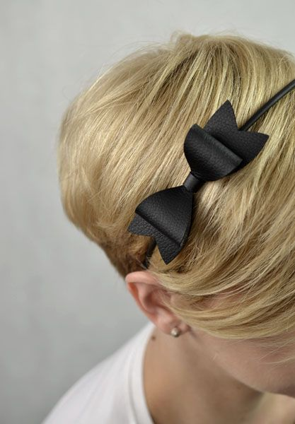 #bow #black #fashion #cute