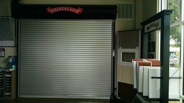 8 Best Overhead Door Of Tampa Bay Showroom Images On