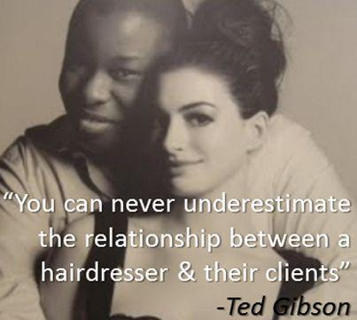 Don't underestimate the bond! #bianchissalon