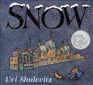 90 best favorite holiday books images on pinterest christmas snow by uri shulevitz as snowflakes slowly come down one by one people in the city ignore them and only a boy and his dog think that the snowfall will fandeluxe Images