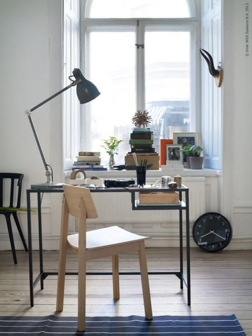Ikea Vittsjo Desk A Simple Small Space Solution And It