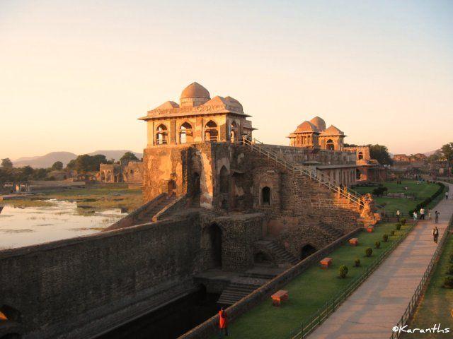 Jahaj Mahal, Mandu - India
