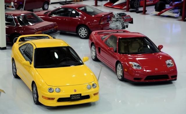 Touring the Honda America Museum – Video  A (Honda) Car Geek's Dream Come True