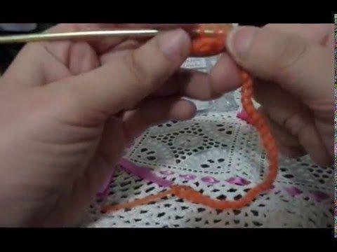 uncinetto - come fare i riccioli crochet