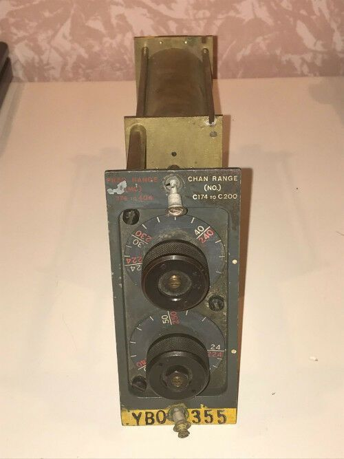 Details about Band Pass Filter F-199/U - US Army - Vintage