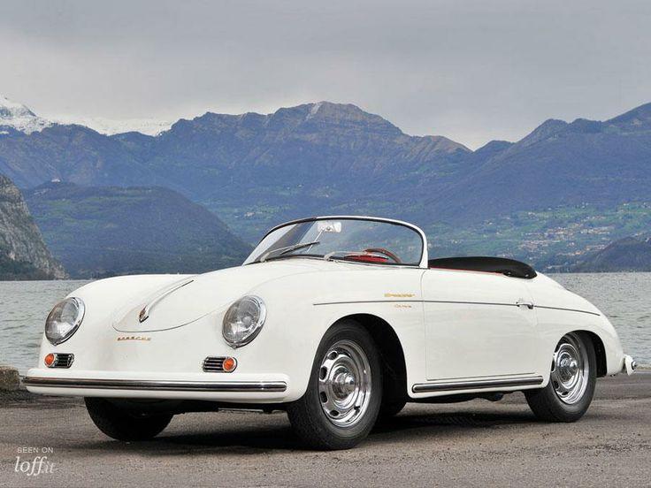 ¿Cuánto cuesta un Porsche 356 A Carrera de 1956?