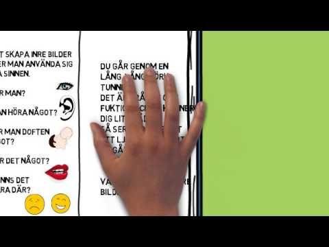 ▶ Läsförståelsestrategin Att skapa inre bilder - YouTube