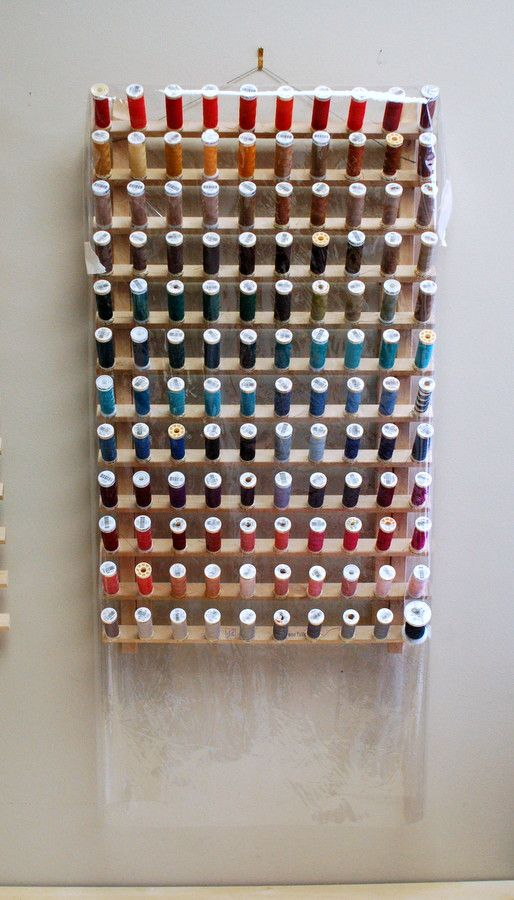 17 Best Images About Craft Room.ideas On Pinterest | Crafting The Studio And Thread Storage