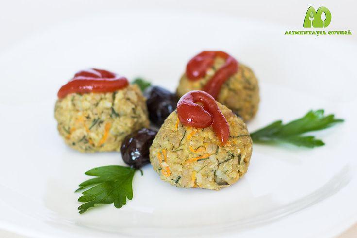 Chiftele cu quinoa și legume » Alimentația Optimă