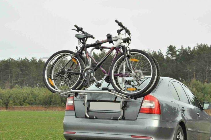 3 db kerékpár kényelmesen szállítható az Aguri Advans emelt sínes kerékpártartóval. Alkalmi és rendszeres használatra! https://autofelszerelesek.hu/50402_aguri_advans_3_darabos_emelt_sines_kerekpartarto_csomagterajtora