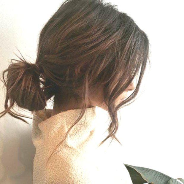 21 Cute and Easy Messy Bun Hairstyles   - Fashions, Tips & Trends ,  #Bun #Cute #Easy #Fashio...