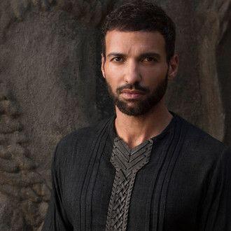 Haaz Sleiman as Jonathan | Of Kings and Prophets