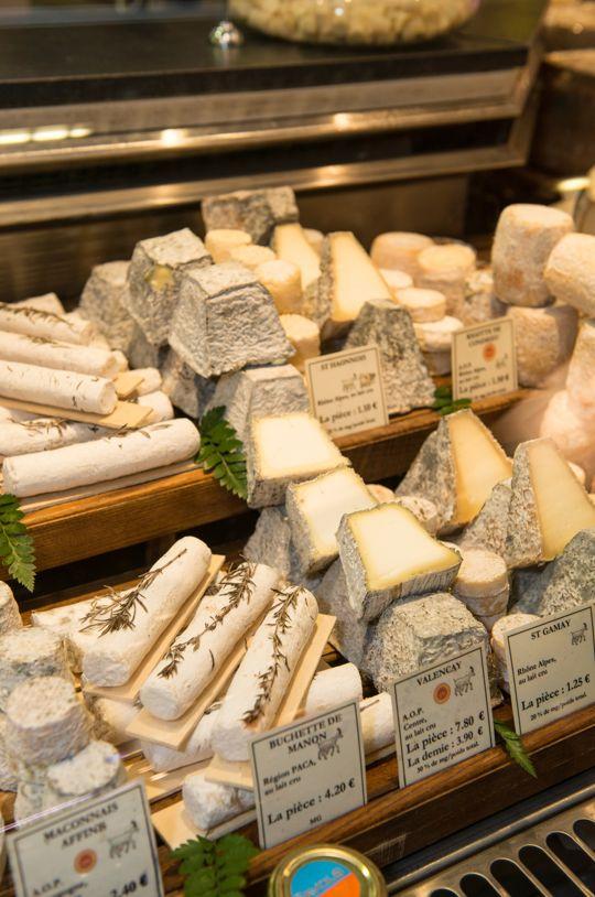 Lyon, France #cheese #yum
