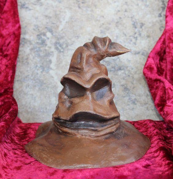 Torta de Harry Potter / / clasificación sombrero de la torta /