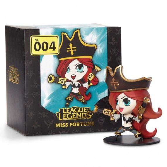 Riot Games Merch | Miss Fortune (figurine) - Figurines - Objets de collection