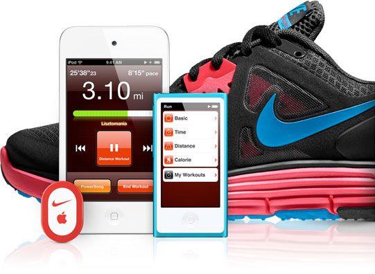 Probamos el Ipod nano con Nike Plus