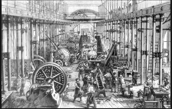the industrial revolution a time of Alun c davies explains how developments in timekeeping and the way people viewed time played an important part in making the industrial revolution possible.