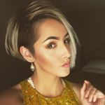 """276 Likes, 12 Comments - Ezmia Bascom (@ezmiabascom) on Instagram: """"Haircut in a couple of days! , who's excited!?! , me that's who!!! #shorthair #pixiecut #hair…"""""""