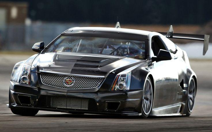 Cadillac CTS Costum Cars Wallpaper