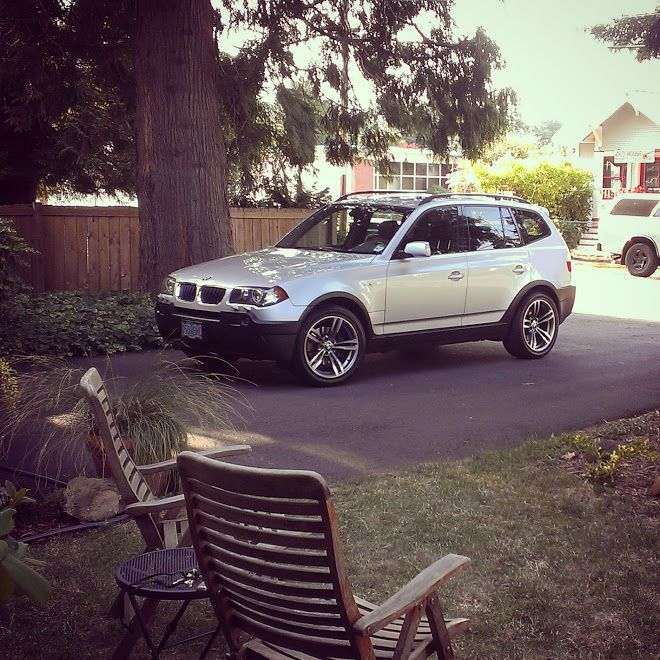 2004 E83 + OEM style 437m 19's + mods - XBimmers | BMW X3 Forum